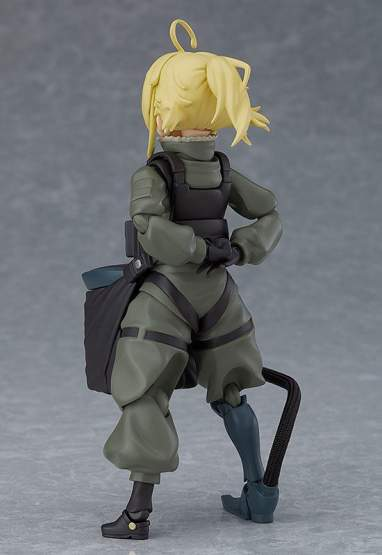 Tanya Degurechaff (Saga of Tanya the Evil The Movie) Figma 439 Actionfigur 13cm Max Factory