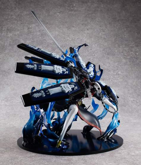 Thanatos (Persona 3) Game Characters Collection DX PVC-Statue 30cm Megahouse