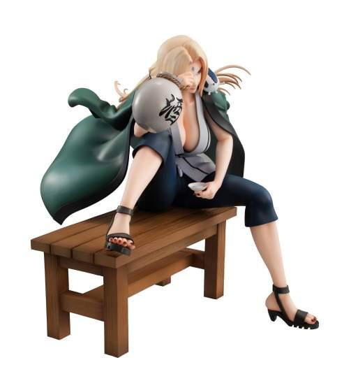 Tsunade Version 2 (Naruto Shippuden) Naruto Gals PVC-Statue 16cm Megahouse