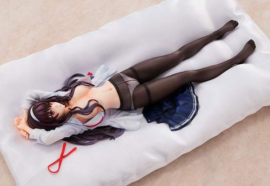 Utaha Kasumigaoka Pillow Version (Saekano: How to Raise a Boring Girlfriend) PVC-Statue 1/7 25cm Kadokawa