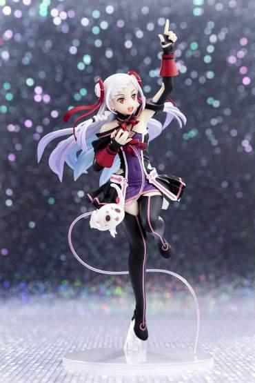 Yuna An Idol Diva in the AR World Version (Sword Art Online Ordinal Scale) PVC-Statue 1/7 25cm Genco
