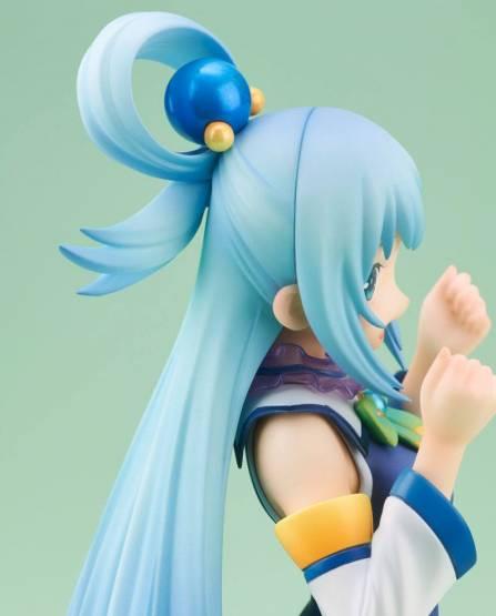 Aqua (Kono Subarashii Sekai ni Shukufuku o!) PVC-Statue 1/8 19cm Bellfine -NEUAUFLAGE-