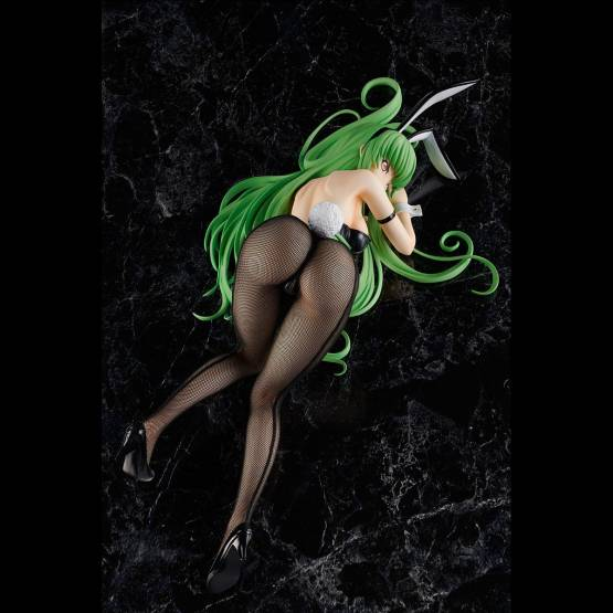 C.C. Bunny Version (Code Geass: Lelouch of the Rebellion) PVC-Statue 1/4 40cm FREEing