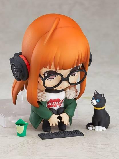 Futaba Sakura (Persona 5) Nendoroid 963 Actionfigur 10cm Good Smile Company