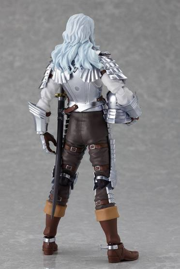 Griffith (Berserk) Figma 138 Actionfigur 15cm Good Smile Company