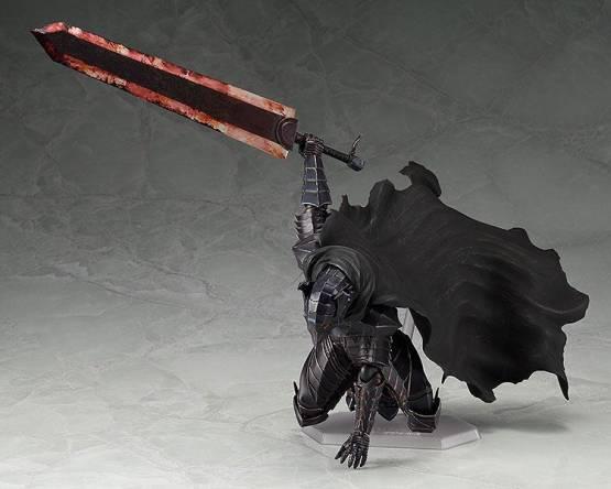 Guts Berserker Armor Version Repaint / Skull Edition (Berserk) Figma 410 Actionfigur 16cm Max Factory
