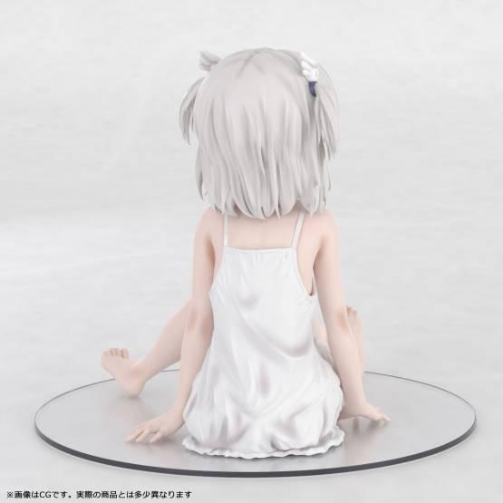 Icone Mashiro Lingerie Version by Capriccio (Original Character) PMMA (PVC-L)-Statue 1/7 11cm Fots Japan