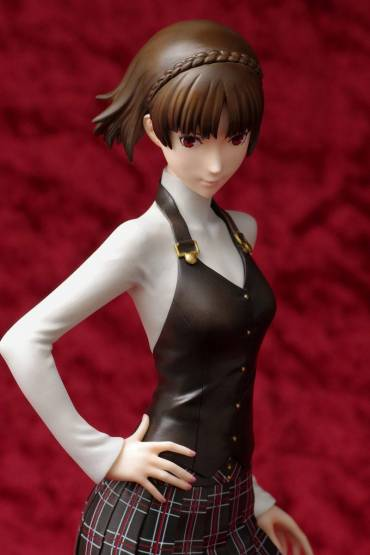 Makoto Niijima (Persona 5 The Animation DreamTech) PVC-Statue 1/8 22cm Wave