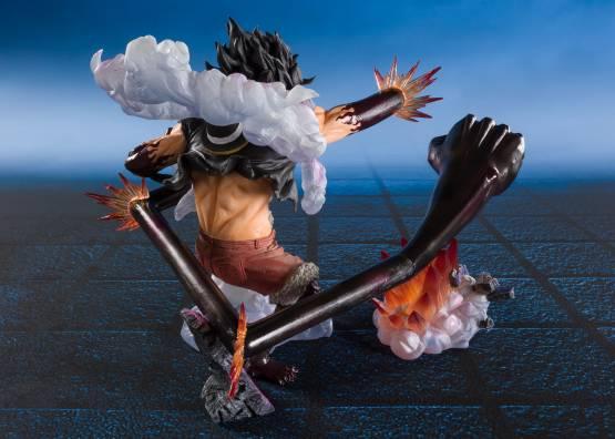 Monkey D. Ruffy Gear 4 Snakeman King Cobra (One Piece) FiguartsZERO PVC-Statue 16cm Bandai Tamashii Nations