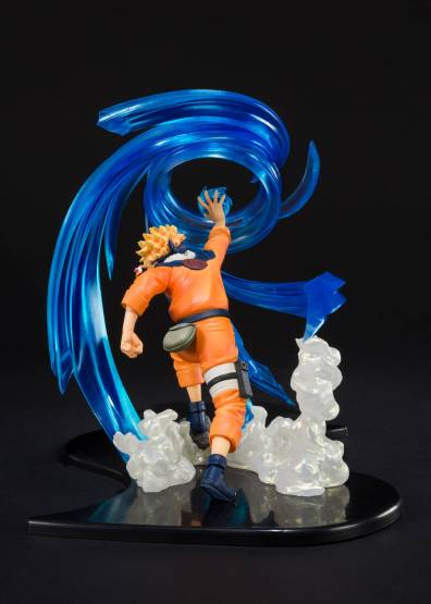 Naruto Uzumaki Rasengan Kizuna Relation (Naruto Shippuden) FiguartsZERO PVC-Statue 18cm Bandai Tamashii Nations