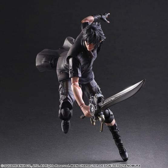 Noctis (Final Fantasy 15) Play Arts Kai Actionfigur 27cm Square Enix -NEUAUFLAGE-