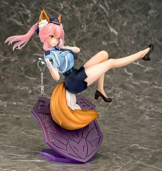 Tamamo no Mae Police Fox Version (Fate/EXTELLA LINK) PVC-Statue 1/7 23cm Phat
