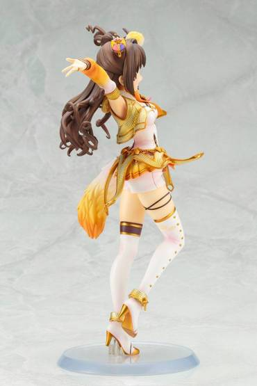 Uzuki Shimamura Party Time Gold Version (The Idolmaster Cinderella Girls) PVC-Statue 1/8 22cm Kotobukiya