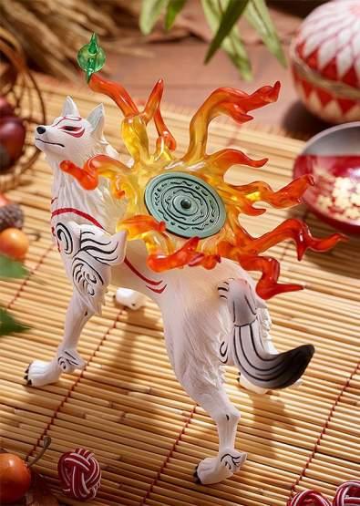 Amaterasu (Okami) POP UP PARADE PVC-Statue 13cm Good Smile Company