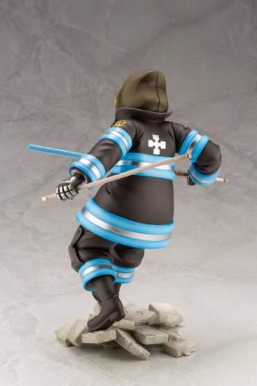 Arthur Boyle Bonus Edition (Fire Force) ARTFXJ PVC-Statue 1/8 20cm Kotobukiya