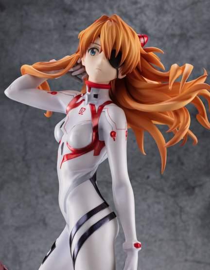 Asuka Shikinami Langley Last Mission (Evangelion 4.0) PVC-Statue 1/7 27cm Revolve