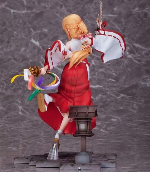 Asuna Miko Version (Sword Art Online Alicization War of Underworld) PVC-Statue 1/7 23cm Souyokusha
