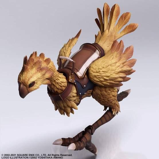 Chocobo (Final Fantasy 11) Bring Arts Actionfigur 18cm Square Enix