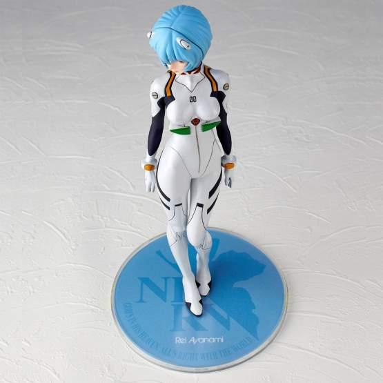 Evagirls Rei (Evangelion) Hayashi Hiroki Figure Collection PVC-Statue 21cm Union Creative
