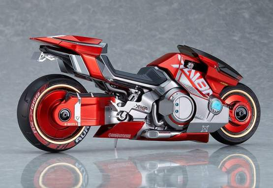 ex:ride Yaiba Kusanagi (Cyberpunk 2077) Figma Actionfigur 22cm Good Smile Company