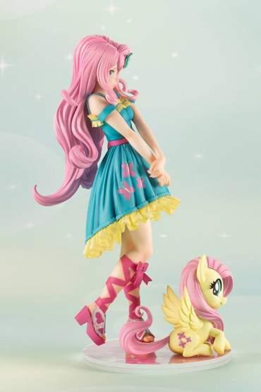 Fluttershy Bishoujo (Mein kleines Pony / My little Pony) PVC-Statue 1/7 22cm Kotobukiya