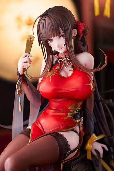 Gd DSR-50 Spring Peony (Girls Frontline) PVC-Statue 1/7 20cm Phat Company