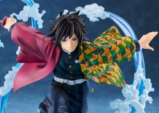 Giyu Tomioka (Demon Slayer Kimetsu no Yaiba) PVC-Statue 1/8 22cm Aniplex