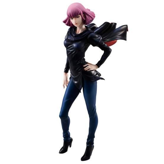 Haman Karn (Mobile Suit Zeta Gundam) Gundam Girls Generation PVC-Statue 1/8 21cm Megahouse
