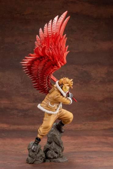 Hawks Bonus Edition (My Hero Academia) ARTFXJ PVC-Statue 1/8 42cm Kotobukiya