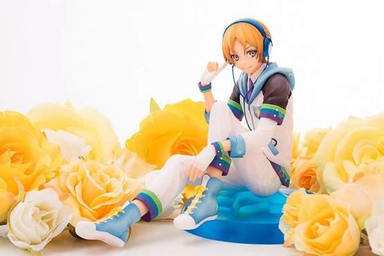 Hiro Hayami Star's Smile (King of Prism) PVC-Statue 1/8 15cm Aqua Marine