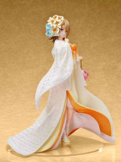 Iroha Isshiki Shiromuku (My Teen Romantic Comedy SNAFU Climax) PVC-Statue 1/7 24cm FuRyu