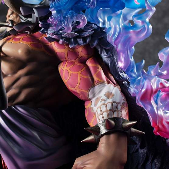 Kaido the Beast (One Piece) WA-MAXIMUM P.O.P. PVC-Statue 38cm Megahouse