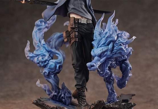 Kylin Zhang (Daomu Biji) PVC-Statue 1/7 26cm Myethos