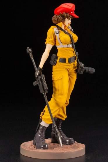 Lady Jaye Canary Ann Color Version Bishoujo (G.I. Joe) PVC-Statue 1/7 23cm Kotobukiya