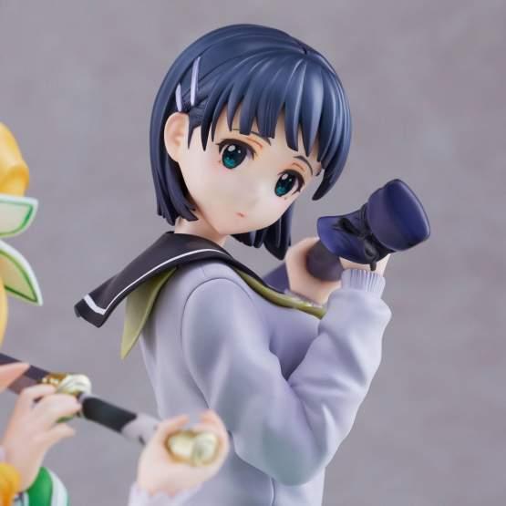 Leafa & Suguha Kirigaya (Sword Art Online) PVC-Statue 22cm Union Creative