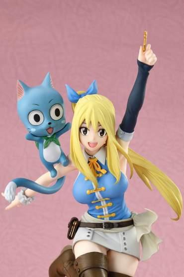 Lucy Heartfilia (Fairy Tail Final Season) PVC-Statue 1/8 23cm Bellfine