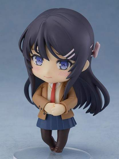 Mai Sakurajima (Rascal Does Not Dream of Bunny Girl Senpai) Nendoroid 1124 Actionfigur 10cm Good Smile Company