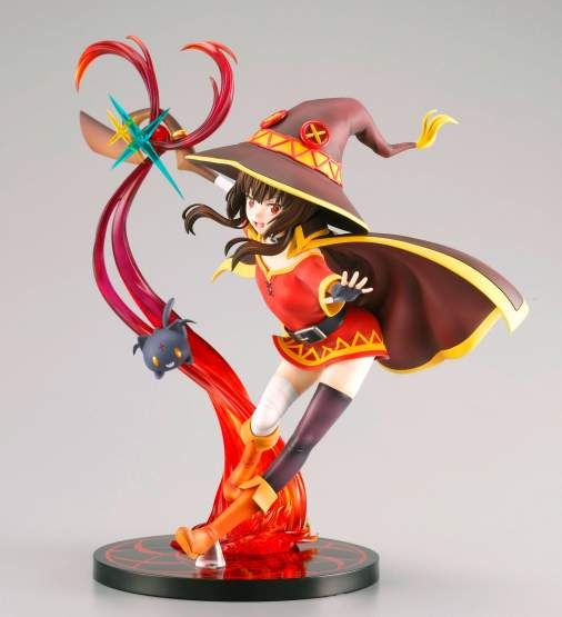 Megumin Explosion Magic Version (KonoSuba Legend of Crimson) PVC-Statue 1/7 25cm Phat / Sol International