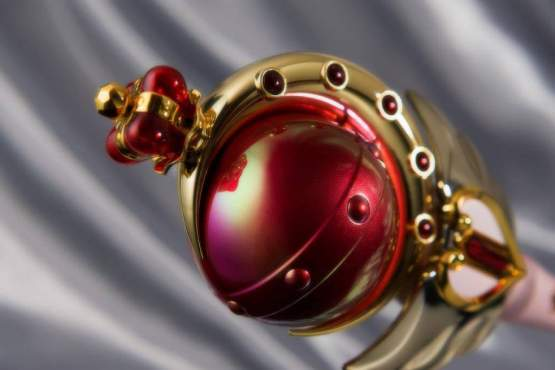 Mondzepter (Sailor Moon) Proplica Replik 1/1 44cm Bandai Tamashii Nations