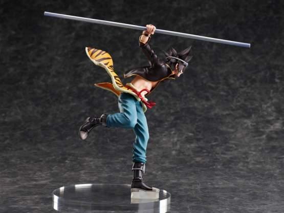 Mori Jin Seiten Taisei Version (The God of High School) PVC-Statue 1/8 22cm FuRyu