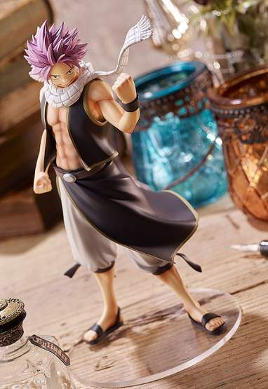 Natsu Dragneel (Fairy Tail Final Season) POP UP PARADE PVC-Statue 17cm Good Smile Company