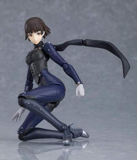 Queen (Persona 5 The Animation) Figma 417 Actionfigur 14cm Max Factory