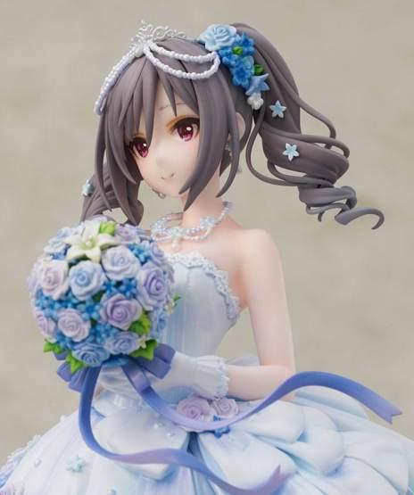 Ranko Kanzaki Unmei no Machibito Version (The Idolmaster Cinderella Girls) PVC-Statue 1/7 24cm Knead