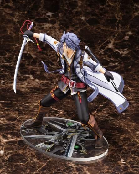 Rean Schwarzer Bonus Edition (The Legend of Heroes) PVC-Statue 1/8 21cm Kotobukiya