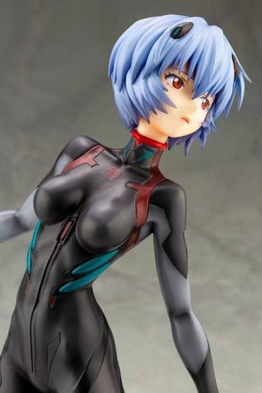 Rei Ayanami Plugsuit Version (Evangelion 3.0 You Can Not Redo) PVC-Statue 1/6 25cm Kotobukiya