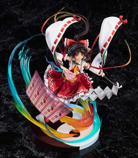 Reimu Hakurei (Touhou Lost World) PVC-Statue 1/8 26cm Good Smile Company