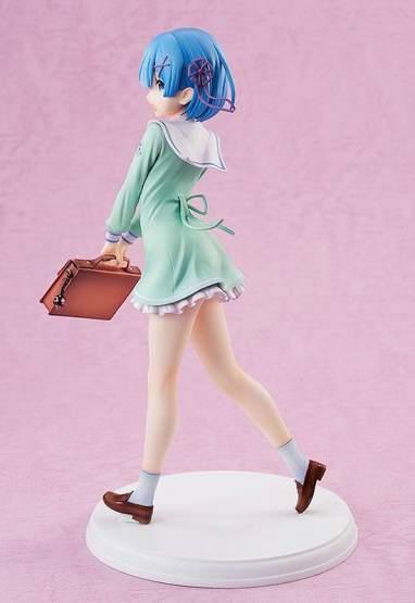 Rem High School Uniform Version (Re:ZERO Starting Life in Another World) PVC-Statue 1/7 23cm Kadokawa