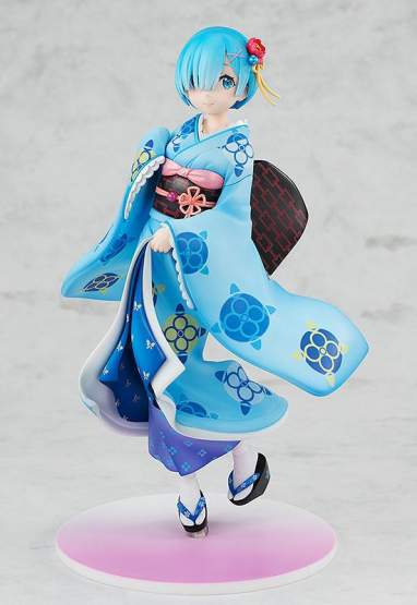 Rem Ukiyo-e Version (Re:ZERO Starting Life in Another World) PVC-Statue 1/8 22cm Kadokawa