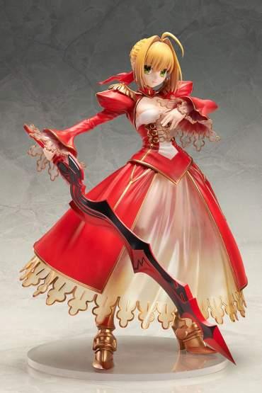 Saber/Nero Claudius 1st Ascension (Fate/Grand Order) PVC-Statue 1/7 23cm Stronger
