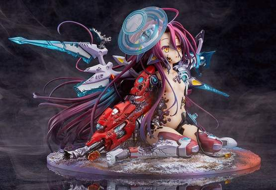 Schwi (No Game No Life) PVC-Statue 1/8 14cm Good Smile Company
